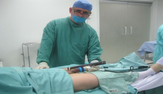 Surgery Life Enhancement Erect Penis Lengthening Surgery (phalloplasty) with Vacuum Pump Traction